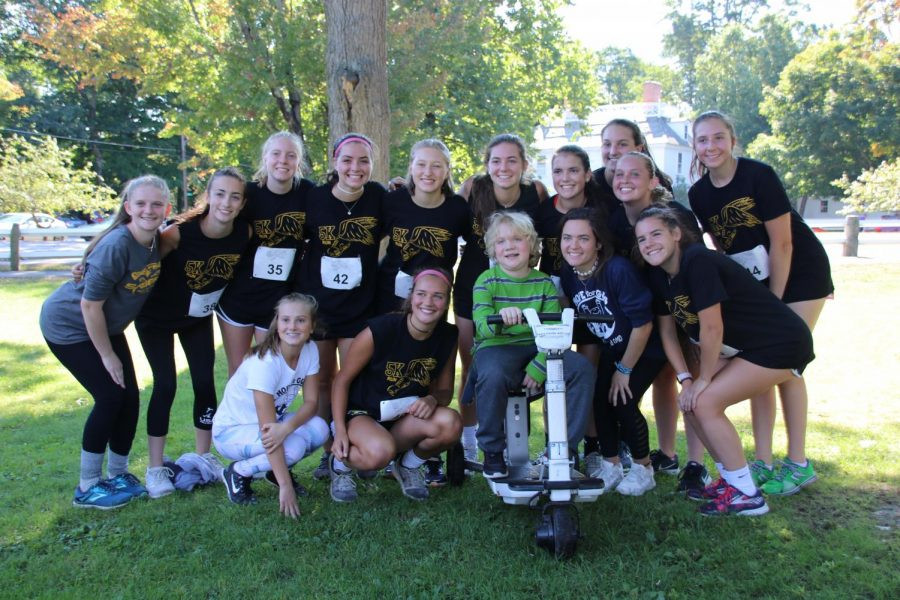 2018's Hope For Gus 5k run to fight DMD!