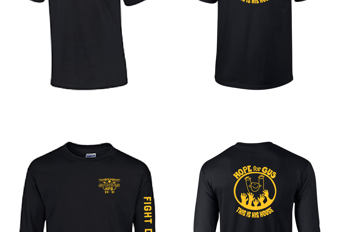 Buy this year's HFG shirt in the Shop!