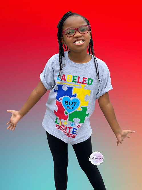 Kids Labeled BUT NOT Limited T-Shirt
