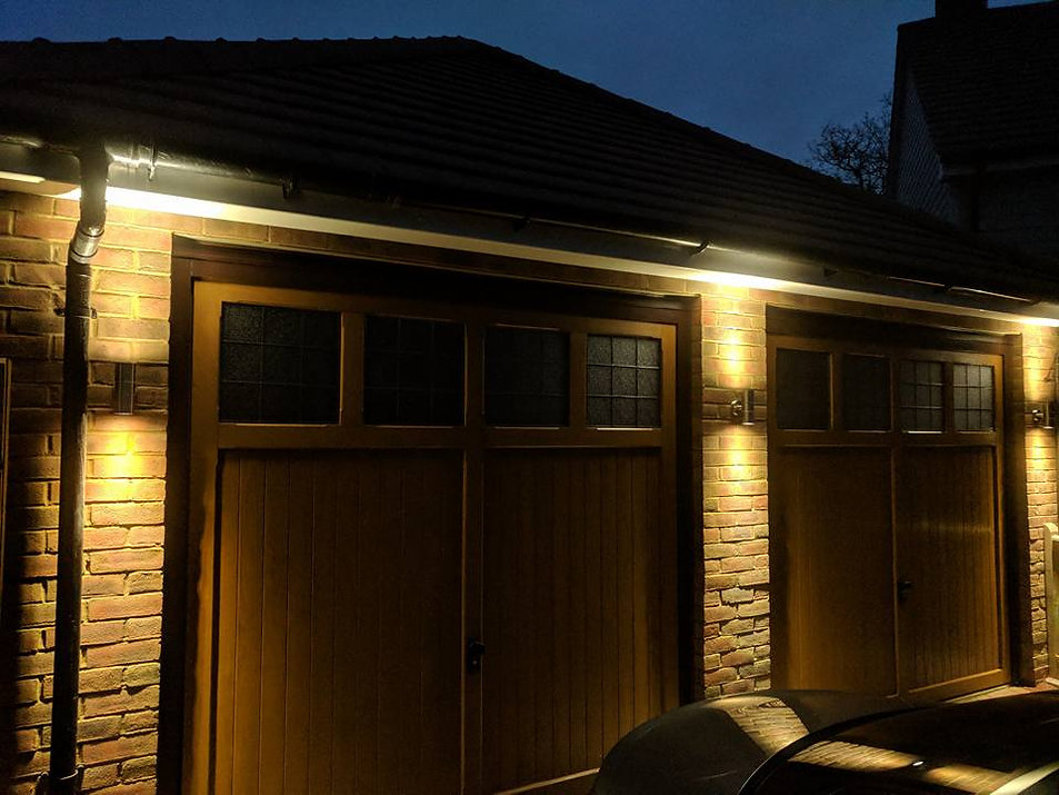 Garage Up/Down Lights
