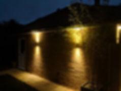 Side Garage Up/Downlights