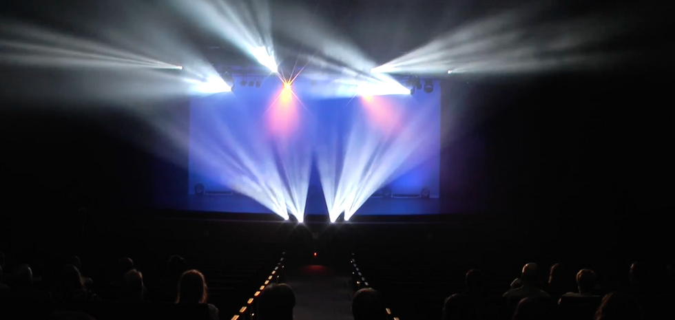 2017 Illumination Light Show