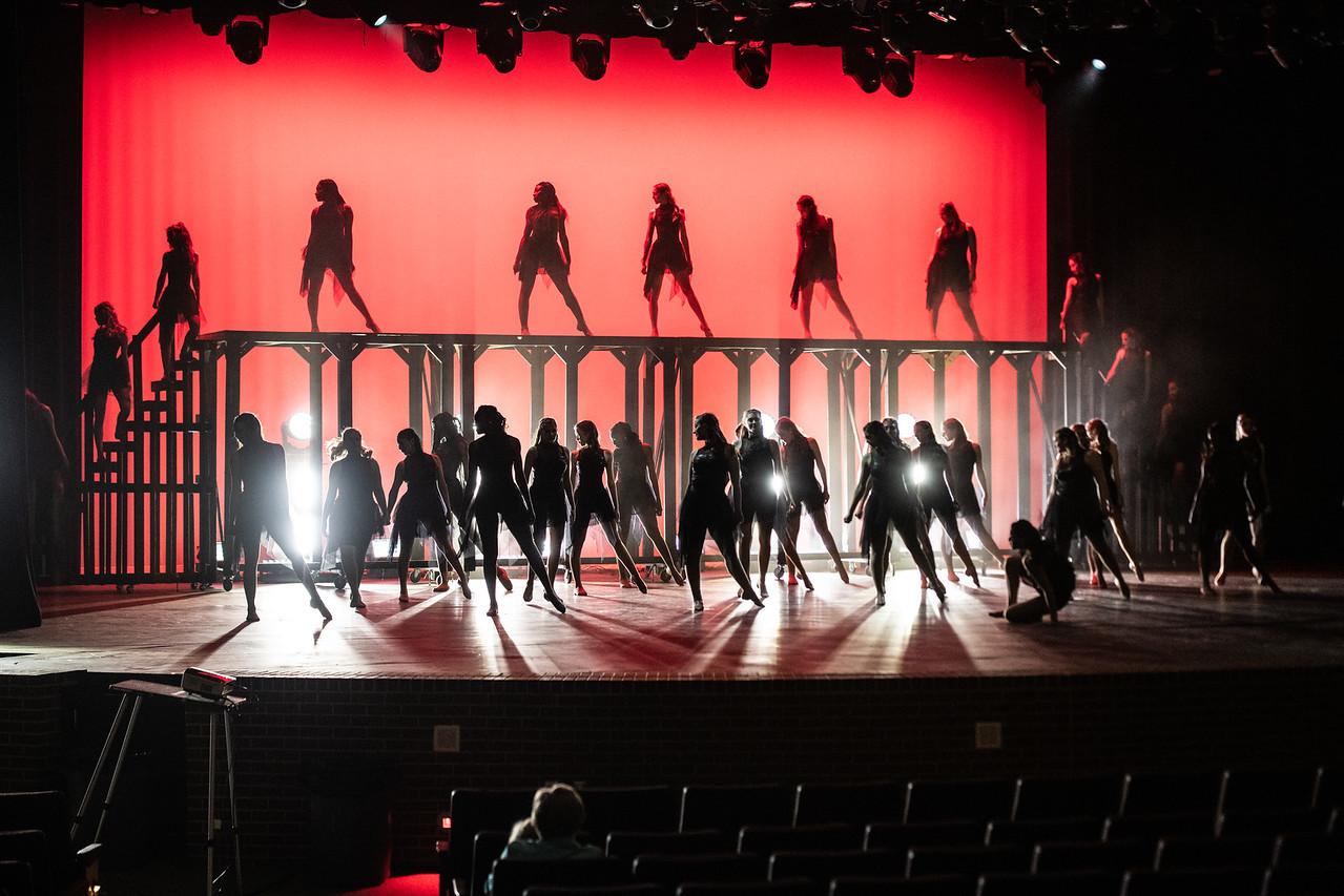 LHHS Highlandettes Show