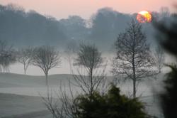 Misty Golf course