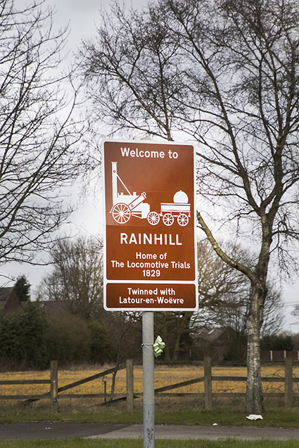 Welcome to Rainhill