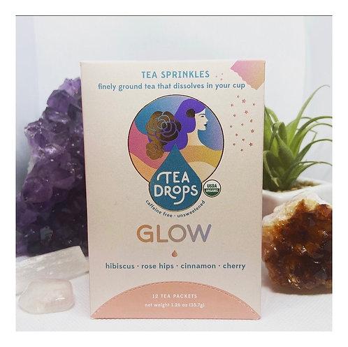 GLOW by Tea Drops Organic Tea Sprinkles