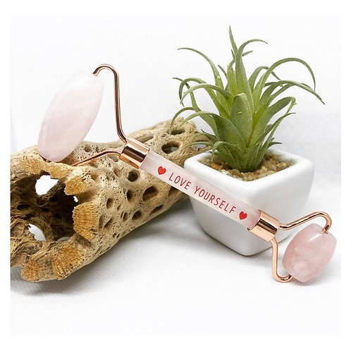 Love Yourself Rose Quartz Facial Roller