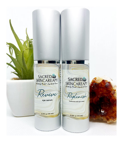 Revive & Replenish Eye Treatment Duo