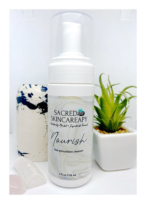 Nourish (luxe antioxdant) Cleanser