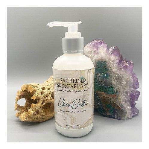 SkinBath Cream Cleanser