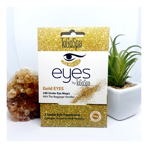 Gold Eyes AKA 24K Magic