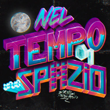 Cover album - Nel tempo di uno spazio (Davide Passoni ft. Alessio Pamovio)