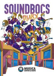 Capertina del libro SoundBocs Diary per Musica contro le mafie