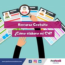 SOS Armado de CV - Perform Consultora.pn