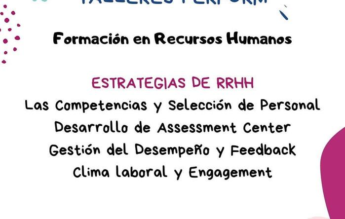 Estrategias de RRHH