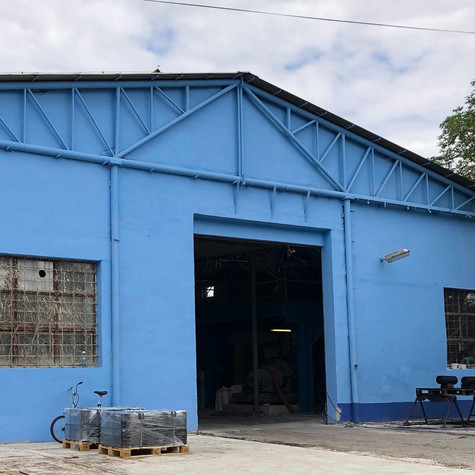 Oprava výrobnej haly