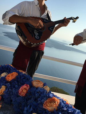 Santorini small wedding hotels