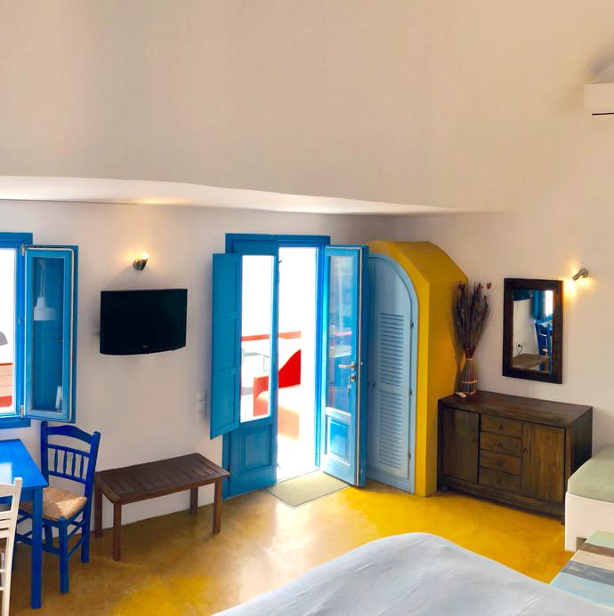 Imerovigli accommodation