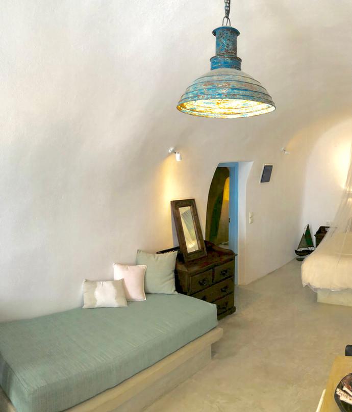 Cave Villa in Imerovigli