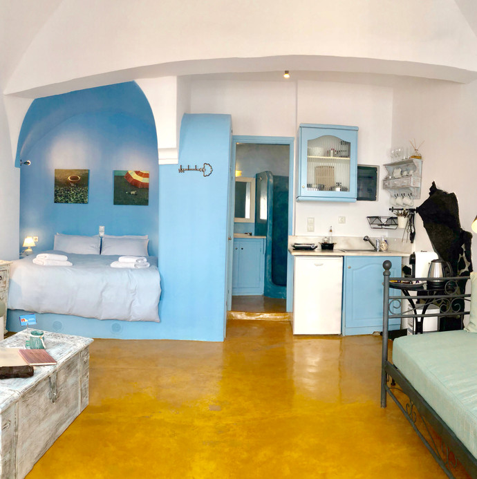Best place to stay in Imerovigli