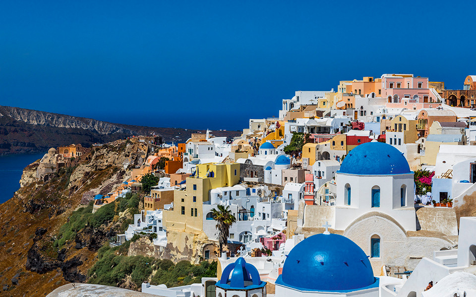 Oia is one of the Best Places to go in Santorini