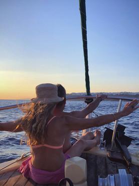 Private Sailing Tours in Santorini
