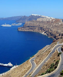 Hotels with Transfer services in Santorini