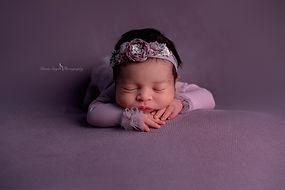 Newborn Girl Philadelphia Diana Smyth Photography