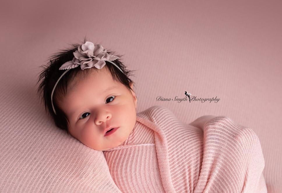 awake newborn photography diana smyth photography