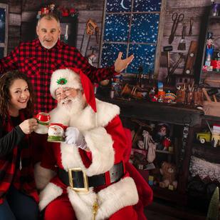 The Magic of Santa