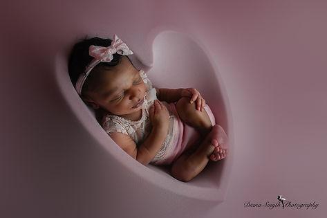 Main line newborn photogarpher  Diana smyth photography