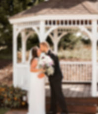 Romantic wedding venues at Par 4 Resorts in Waupaca, WI with indoor and outdoor event venues and catering options