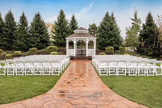 Par 4 Resort's Weddng and Events Venue in Waupaca, WI