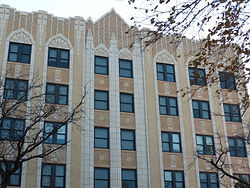 Harvest Commons in Chicago, IL is an example of a green renovation project at a historic building.