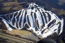 Cascade Mountains Ski Range