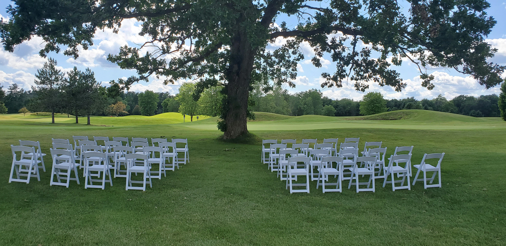 Golf Course Ceremony Site