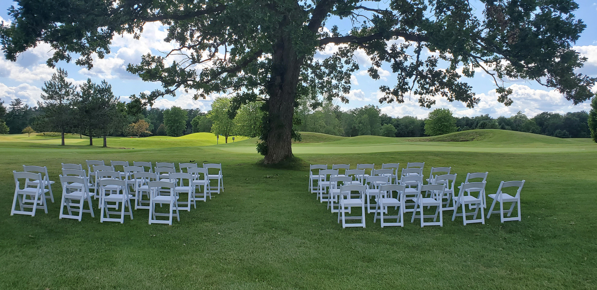 Golf Course Ceremony Site
