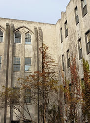 Dominican University in River Forest, IL is an example of a green renovation project at a historic building.