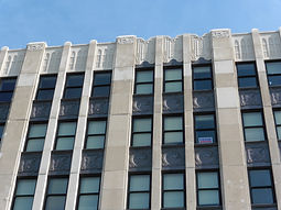Hairpin Lofts in Chicago, IL is an example of low-impact roofing at a historic building.