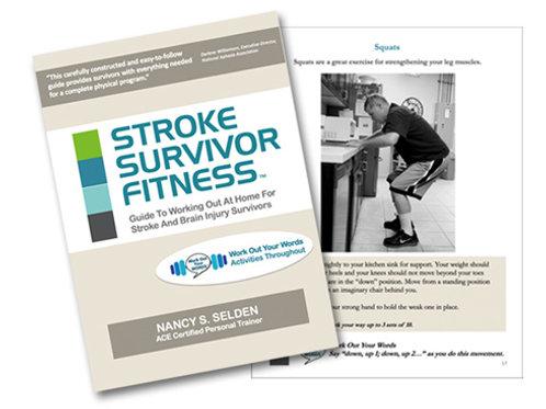 Stroke Survivor Fitness Ebook