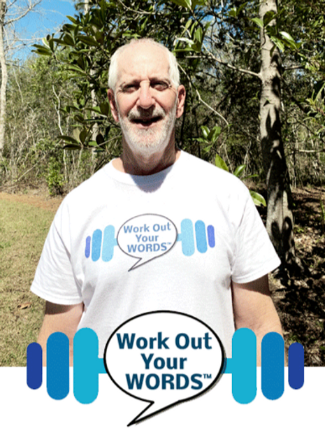 Randy's Monday Work Out Your Words class
