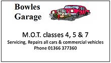 Bowles garage