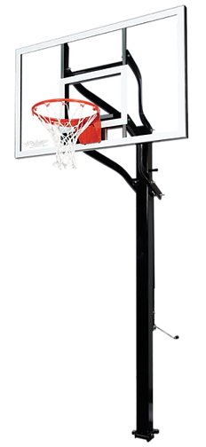 Goalsetter X560 Extreme Basketball system Des Moines Iowa