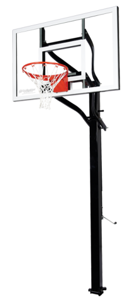 goalsetter x554 extreme basketball hoop des moines iowa