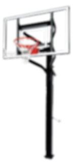 Goalsetter X660 Extreme basketball system Des Moines Iowa