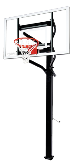 Goalsetter X660 Extreme basketball system Des Moines Iowa