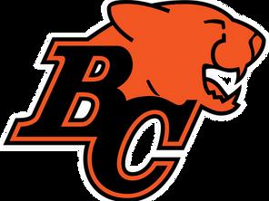 BC Lions Minor Football Season Ticket