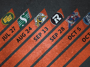BC Lions Schedule Released