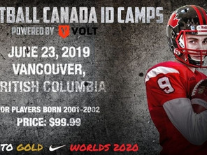 Football Canada ID Camps