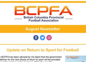BCPFA August Newsletter